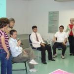 Dramatização – aula Dra. Clara Nakagawa (psicóloga)